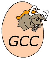 Powered by GCC